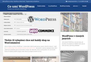 Ukázka webu coumiwp